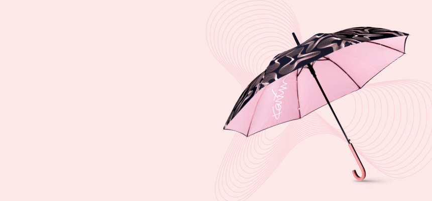 Share Your Umbrella</br> 뷰티포인트 X 카림라시드