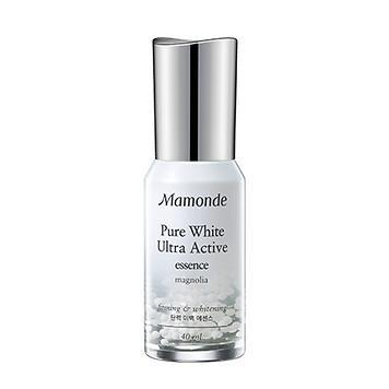 Pure white ultra active essence