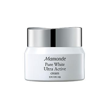 Pure white ultra active cream