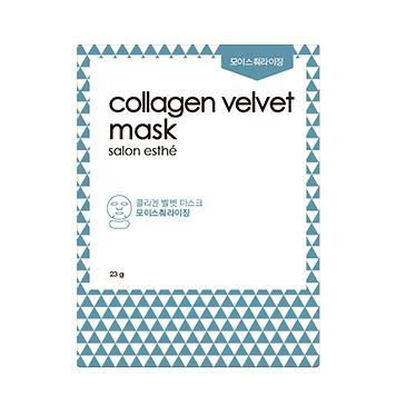 Salon Esthe Collagen Velvet Mask
