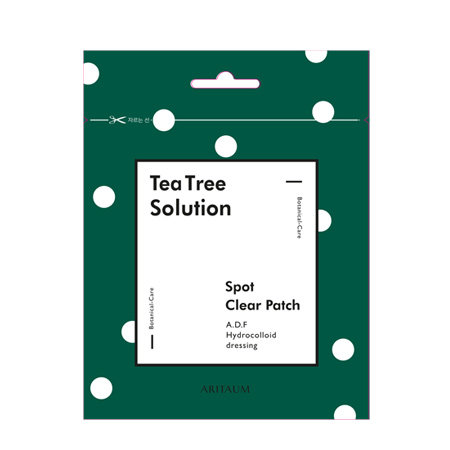 Teatree Solution Spot Clear Patch