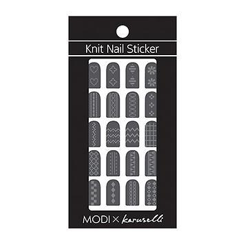 Knit Nail Stickers