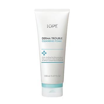 DERMA TROUBLE CLEANSING FOAM