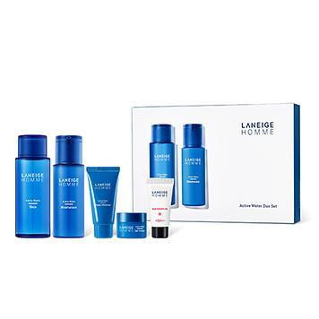 Homme Active Water Duo Set