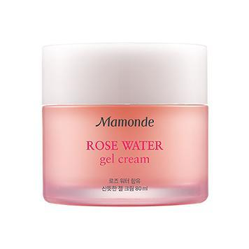 Rose Water Gel Cream