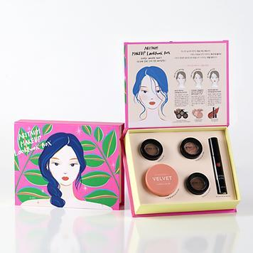 Make-up Look Book Box