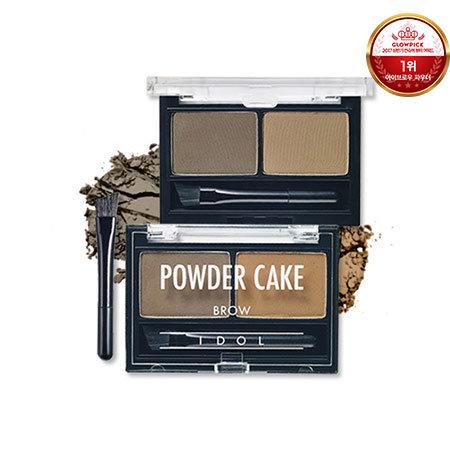 Aritaum IDOL Brow Powder Cake 4g