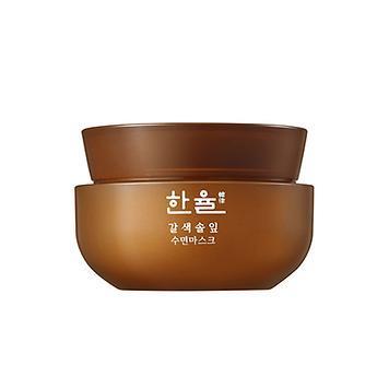 갈색솔잎 수면마스크