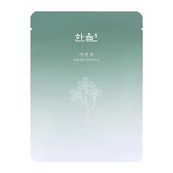 Pure Artemisia Watery Calming Sheet Mask