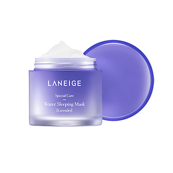 Water Sleeping Mask Lavender