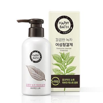[젤타입]여성 청결제 (녹차)