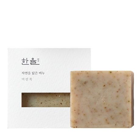 한율-자연을 닮은 비누(쌀)-1