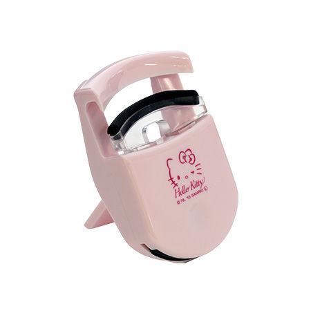 카이-헬로키티 핑크 컴팩트 뷰러-1
