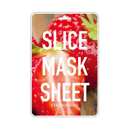 코코스타-슬라이스 마스크 시트 딸기-1