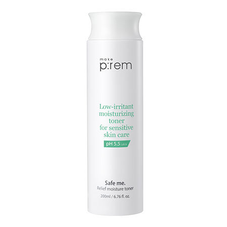 Make p:rem Safe Me. Relief Moisture Toner 200ml