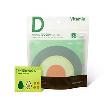 비타민D 1000IU (4주분)