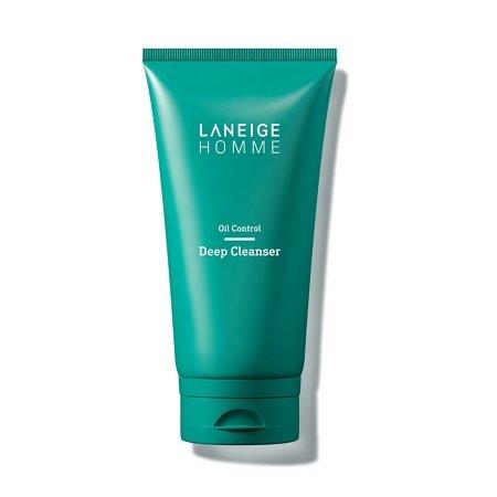 Laneige Homme Oil Control Deep Cleanser 150ml