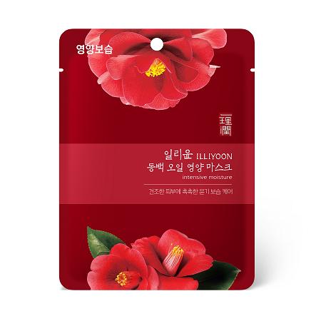 일리윤-동백 오일 영양 마스크-1