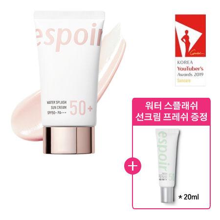 에스쁘아-워터 스플래쉬 선크림 SPF 50+PA+++ -1