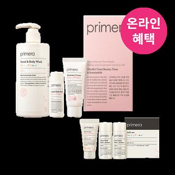 베이비 페이셜 & 바디 워시 대용량 limited