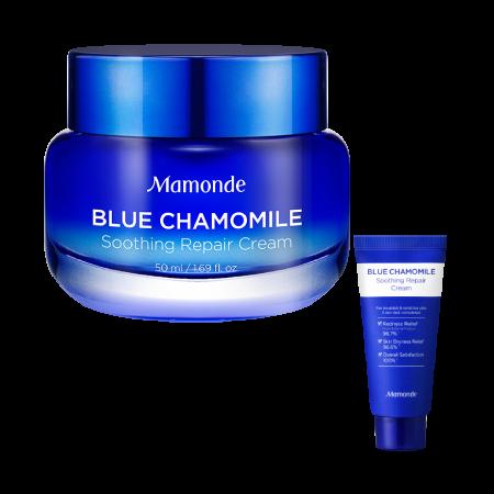 마몽드-블루 캐모마일 수딩 리페어 크림-2