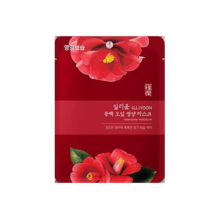 일리윤-동백 오일 영양 마스크-2