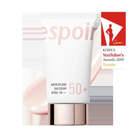 에스쁘아-워터 스플래쉬 선크림 SPF 50+PA+++ -3