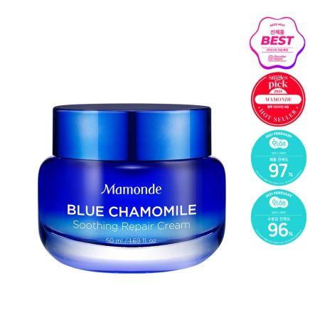 마몽드-블루 캐모마일 수딩 리페어 크림-3