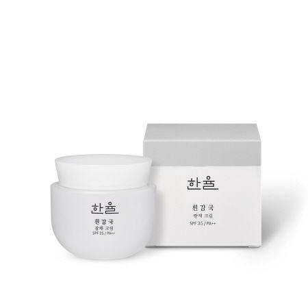 흰감국 광채 크림 SPF35 PA++