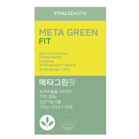 바이탈뷰티-메타그린 핏 (28정 / 14정)-2